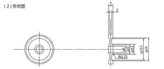 TENAC齿轮的高精度化(聚甲醛POM塑料)