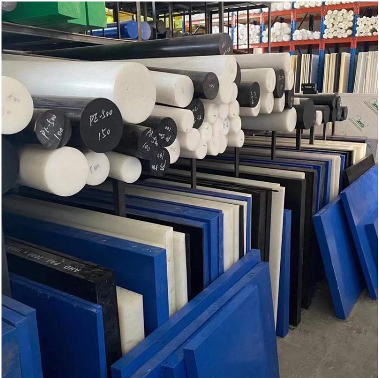 POM+PTFE棒材(聚甲醛+铁氟龙塑料板材)